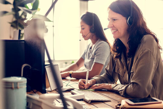SIP VoIP helps improve productivity.