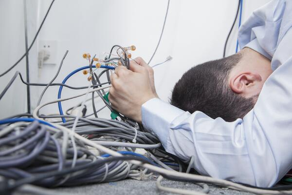 SIP VoIP doesn't require frustrating physical installations.